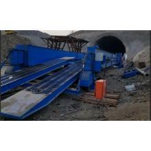 Inverted Arch Trestle Tunnel Trolley Schalungssystem