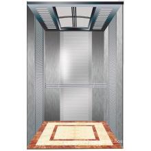 Aksen Mirror Etched Machine Room Passenger Elevator J0325
