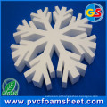 Fabricante interno da folha da espuma do PVC da decoraço (6mm-18mm)