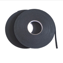 High temperature resistant green film black sponge double sided adhesive tape