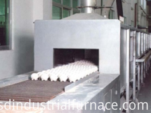 Vertical Pit Tempering Furnace