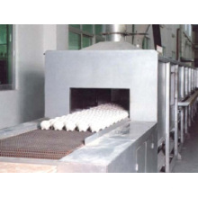 Fornalha de têmpera por ar quente contínua