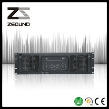 Amplificateur stéréo puissant de puissance de transformateur Ms1200