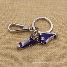 Neuestes Produkt-Minikleid-Schuh Keychain Kundenspezifischer Verkauf (KQ-20)