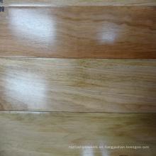 Suelo de madera de Blackbutt sólido del color natural