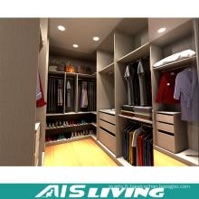 Promenade de prix usine dans le placard de garde-robe pour la résidence et le commerce (AIS-W348)