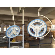 Lampes chirurgicales à LED plafonnier et murales