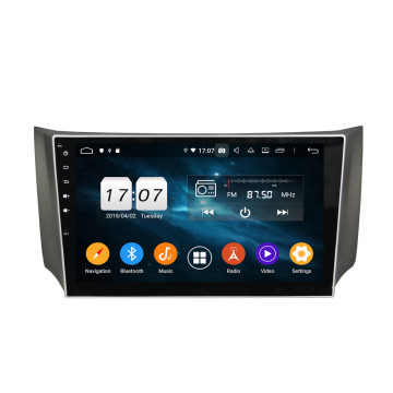 touch screen per lettore dvd per Sylphy 2012-2015