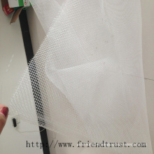 Chemical fiber wire netting