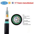 288 сердечник оптоволоконного кабеля GYTA53 прямой скрытый оптоволоконный кабель