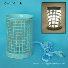 Calentador de fragancia de metal eléctrico-15ce00894
