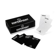 Super Fight Paper Card Game