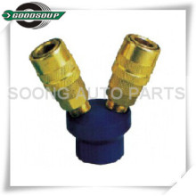 Multi-size Nitto Type Quick Couplings double use Air Quick Coupler