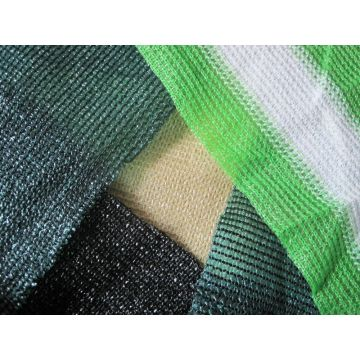 Green color Sun protection netting