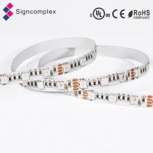 3528 / 5050SMD colorido decorativo IP65 Waterproof a tira flexível do diodo emissor de luz do RGB