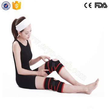 Sports safety elastic neoprene knee support for avoiding injuries