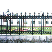cast iron fence for garden & house & home/ornamental fence density cast iron