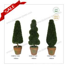 H33-60cm Many Size Boxwood Topiary Bonsai Artificial Plants