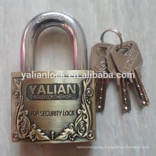 Top safety zinc cash drawer lock