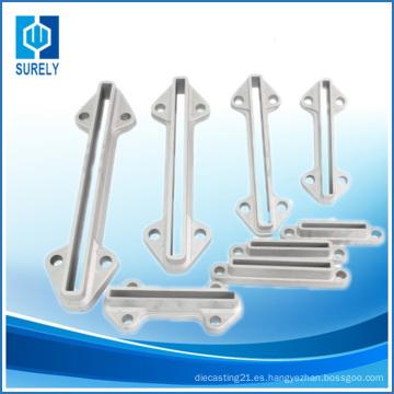 Procesos de precisión para piezas de válvulas Fundición de aluminio