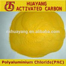 Hochwertiges gelbes Pulver Polyaluminiumchlorid pac 30%