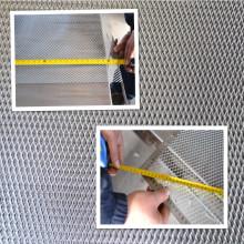 Aluminium abgeflachtes Metallgeflecht