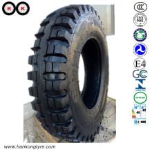 Neumático 750-16 de nylon, neumático de camión ligero, neumático de tubo 750-16