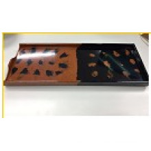 100%Melamine Rectangle Plate/Dinner Plate (QQ13328)