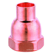 J9013 Buchse Adapter FTGXF, Kupferrohrverschraubung, m / f Adapter, UPC, NSF SABS, WRAS zugelassen,