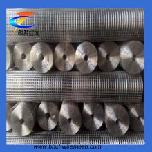 Günstige verzinkte geschweißte Drahtgeflecht ISO9001 Fabrik