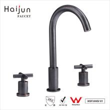 Haijun produtos de alta demanda cUpc ISO 9001: 2008 torneira de latão de banheira de mão dupla
