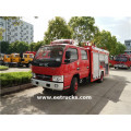 Dongfeng 2500 Liters Water Tanker Fire Trucks