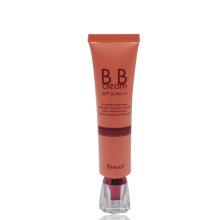 bb crème cosmétique en plastique cosmétique crème tube paquet