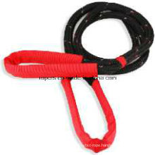 22mm Double Braid Rope, Kinetic Recovery Winch Rope, Nylon Winch Rope