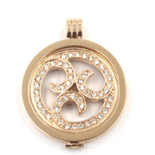 Fashion Design Floating Locket for Necklace Pendant