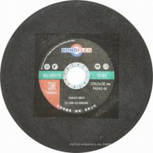 Diámetro extra discos de corte, abrasivos