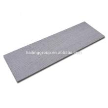 Außenplatten-hölzernes Korn-Abstellgleis-Faser-Zement-Faser-Brett Abstellgleis