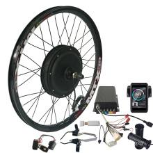 72v 3000w 0km/h Fast Speed Electric Motorcycle Hub Motor Wheel Kit