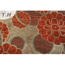 2016 Super Popular Chenille Large Jacquard Sofa cloth