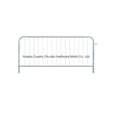 Amazon Steel Temporary Fence Crowd Control Barrier Fencing for America