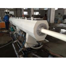 Tubulação plástica do PVC da venda da fábrica que faz o preço da largura da máquina