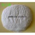 China fabrica especificaciones de grado de caprolactama Fertilizante de sulfato de amonio