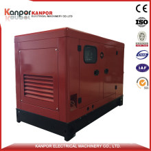 Lovol 112kw 140kVA (120kw 150kVA) Super Silent Diesel Generator