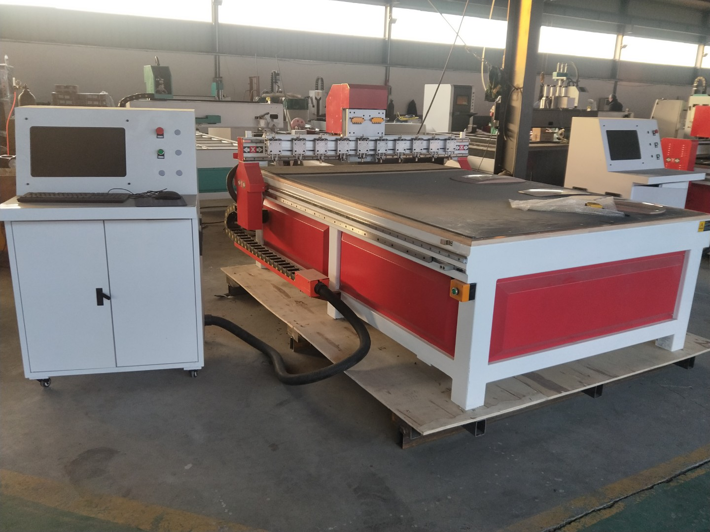 cnc glass cutter