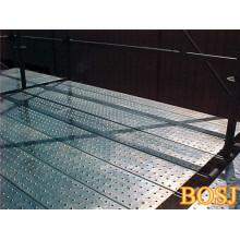 Andamios de seguridad de metal para construcción usados en Australia