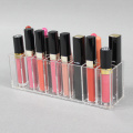 Clear Acrylic Lipgloss Holder with 16 Slot