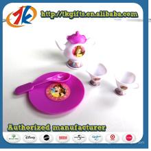 Novo Design De Plástico Mini Simulação Tea Set Toy