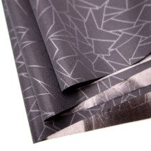 30D Elastic 210t Waterproof Taffeta Soft Shell Waterproof Holographic TPU Fabric