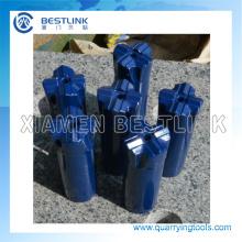 Ferramentas de perfuração de rocha tipos de carboneto de tungstênio de cruz Bits
