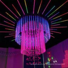 DJ Club Musik DMX 3D Röhrenleuchte